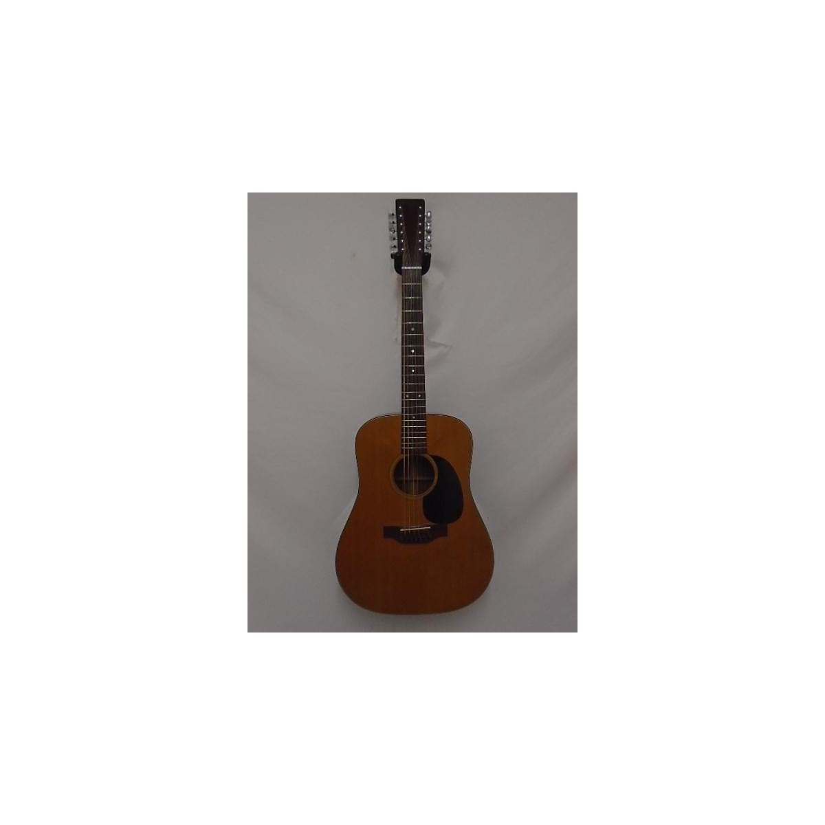 Martin 1974 D12-18 12 String Acoustic Guitar