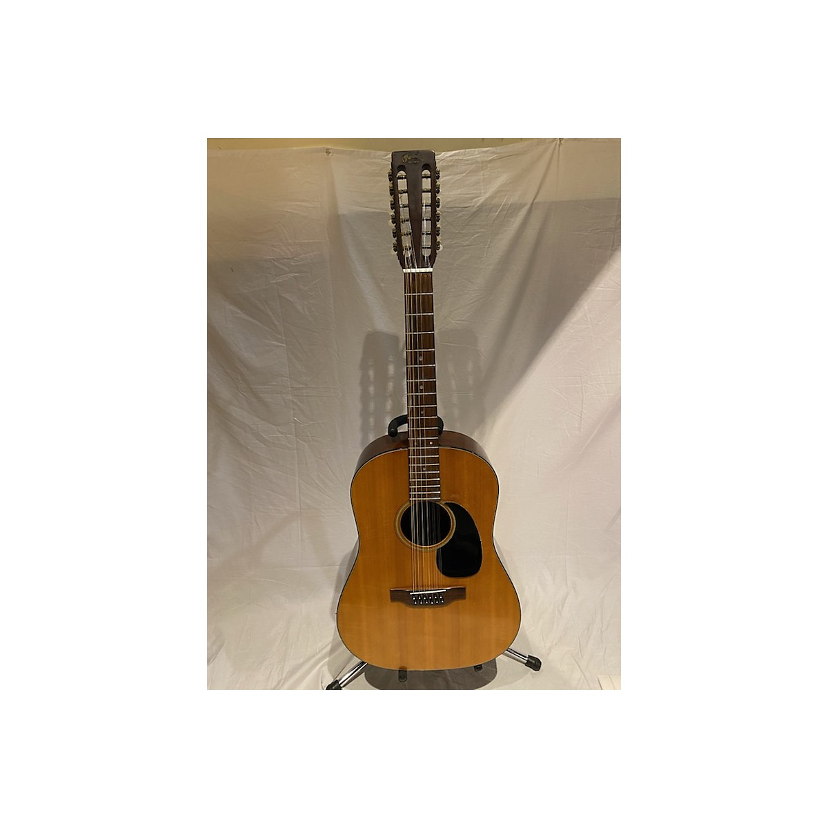 Martin 1974 D12-20 12 String Acoustic Guitar
