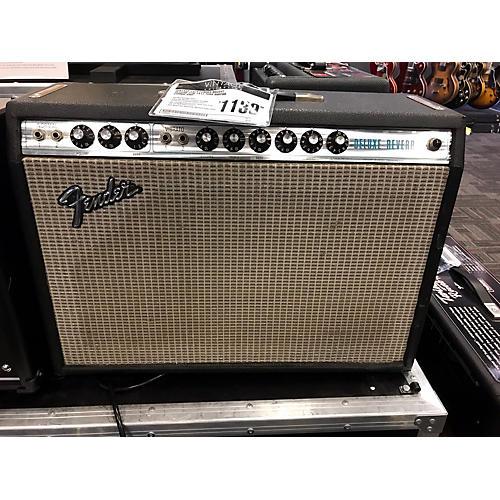 Fender 1974 Deluxe Reverb 22W 1x12 Tube Guitar Combo Amp