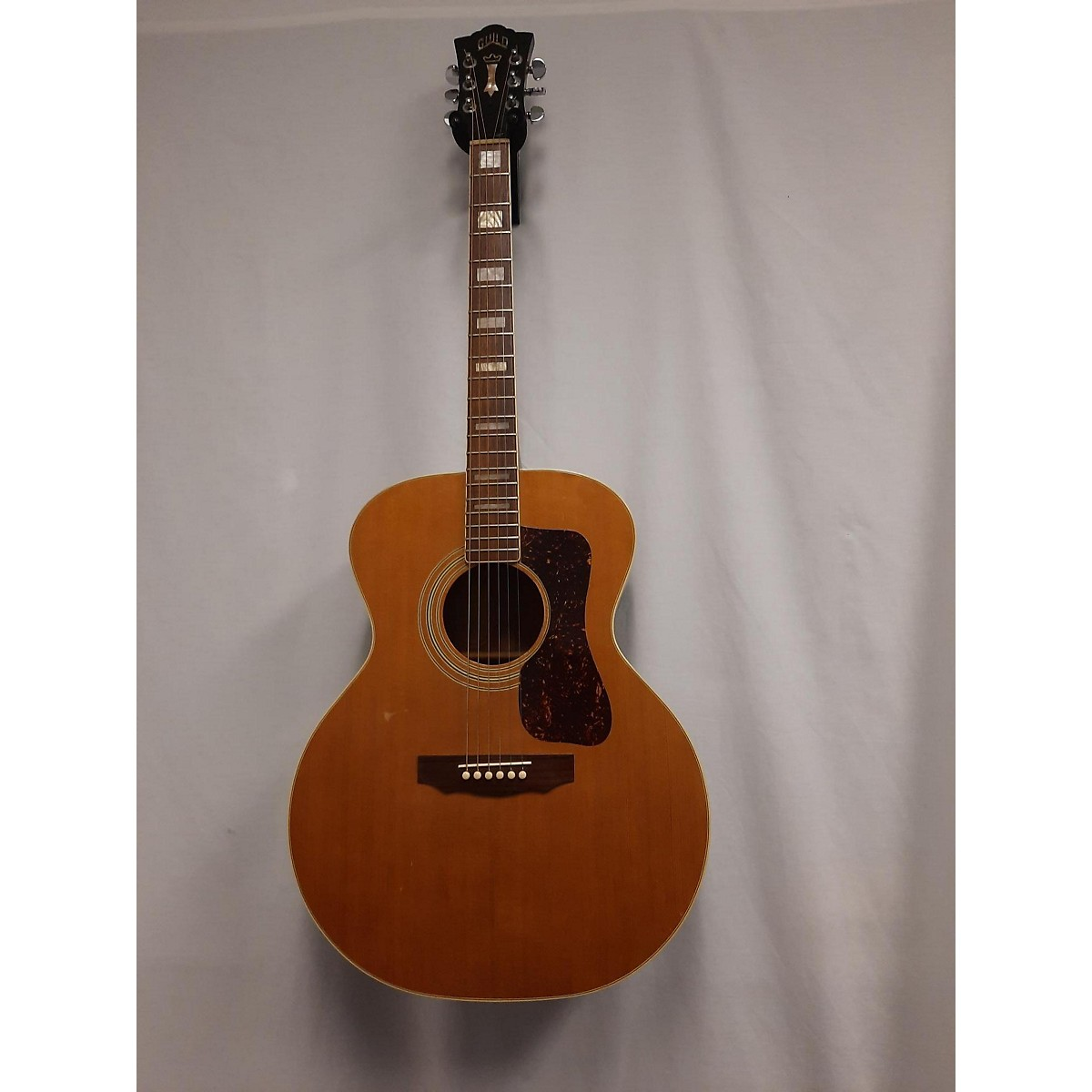 Guild 1974 F47M Special Acoustic Guitar