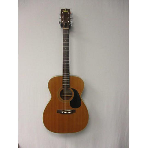 SIGMA 1974 GCS6 Acoustic Guitar