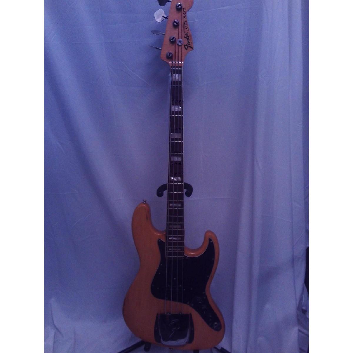 Fender 1974 Jazz Bass OHSC Electric Bass Guitar