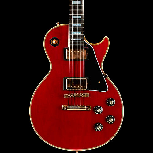 Gibson Custom 1974 Les Paul Custom Reissue VOS Electric Guitar