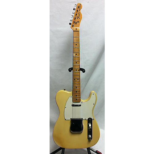 vintage fender 1974 telecaster solid body electric guitar white guitar center. Black Bedroom Furniture Sets. Home Design Ideas