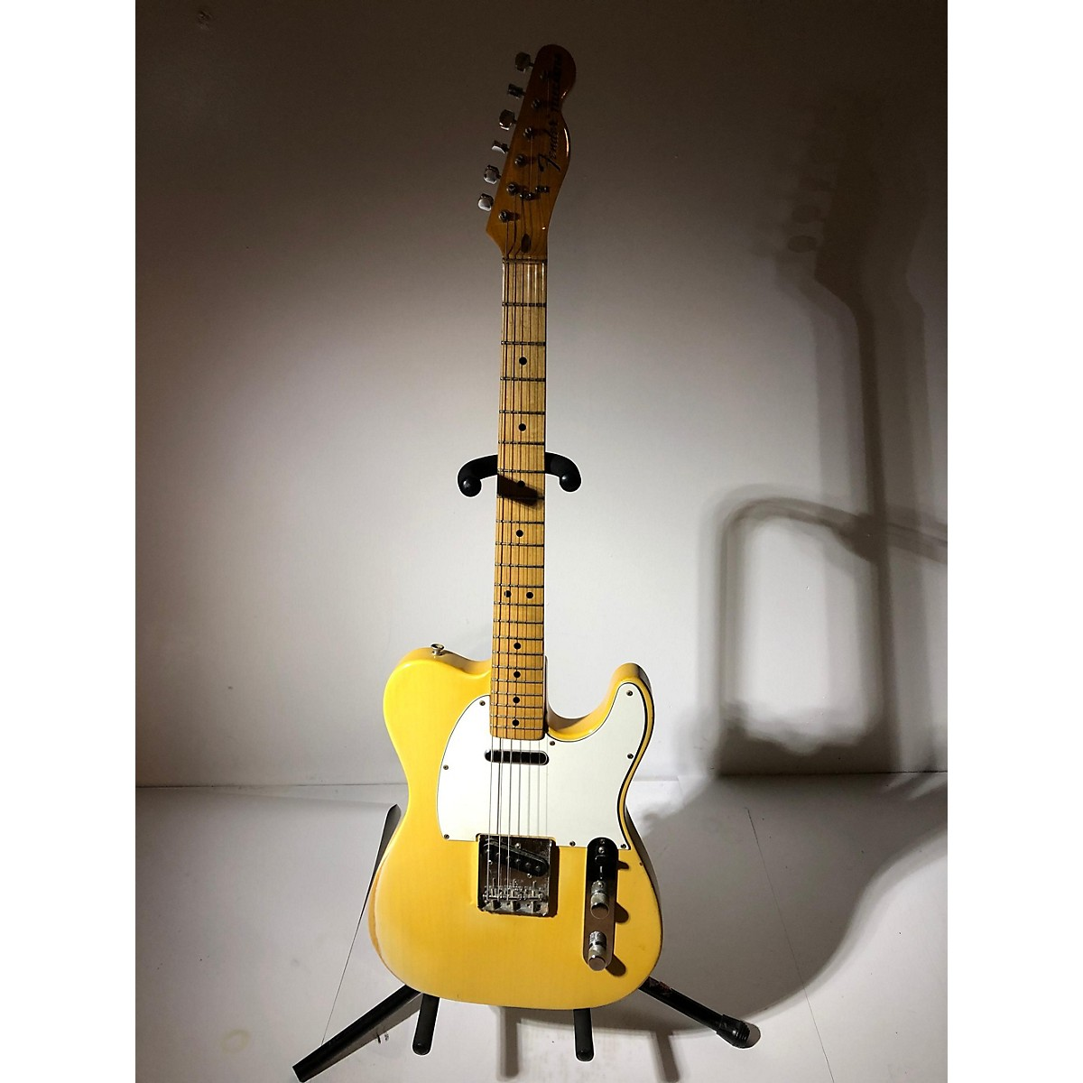 Fender 1974 Telecaster Solid Body Electric Guitar