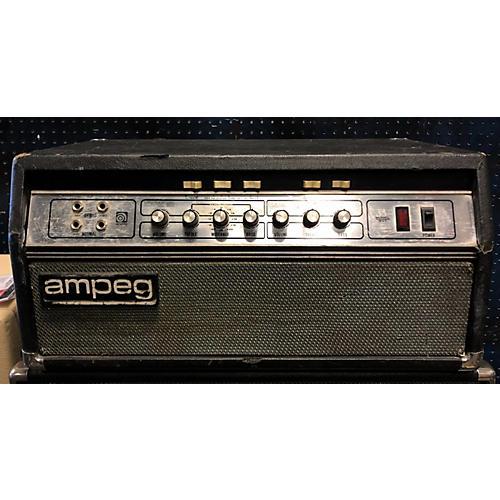 Ampeg 1974 V9-SVT Tube Bass Amp Head