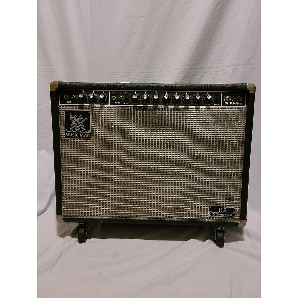 Ernie Ball Music Man 1975 112 Tube Guitar Combo Amp