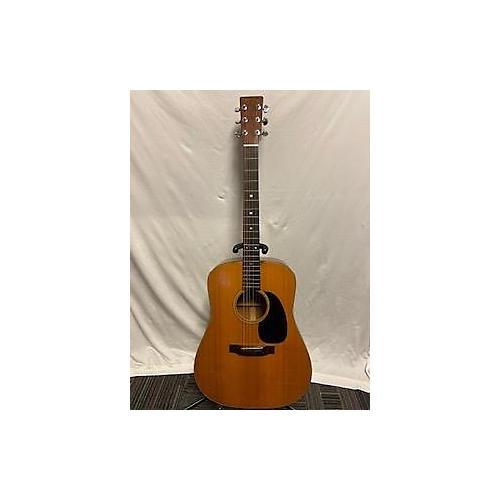 Martin 1975 D18 Acoustic Guitar