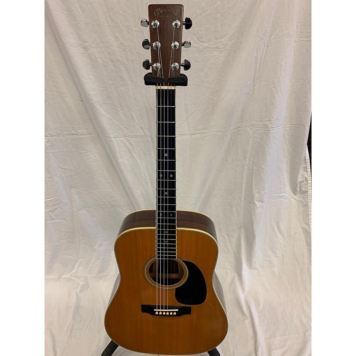 Martin 1975 D35 Acoustic Guitar