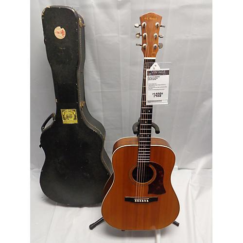Mossman 1975 Flint Hills Acoustic Guitar