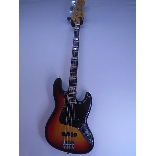 Fender 1975 Jazz Bass Electric Bass Guitar