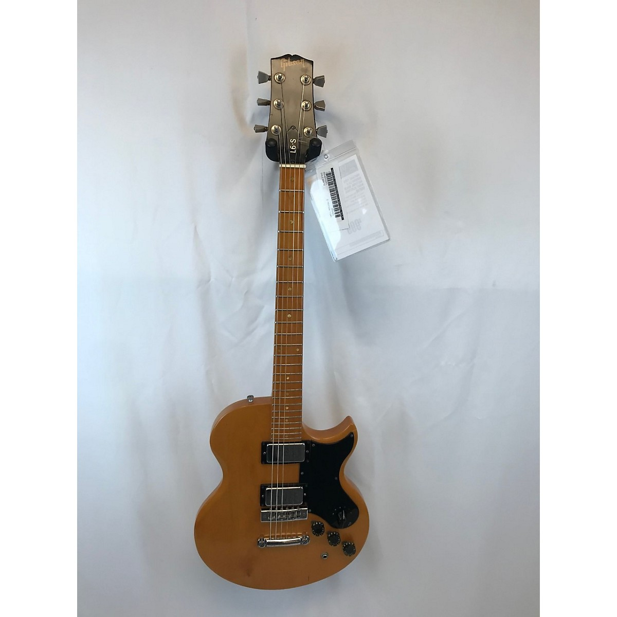 Gibson 1975 L6-S Solid Body Electric Guitar