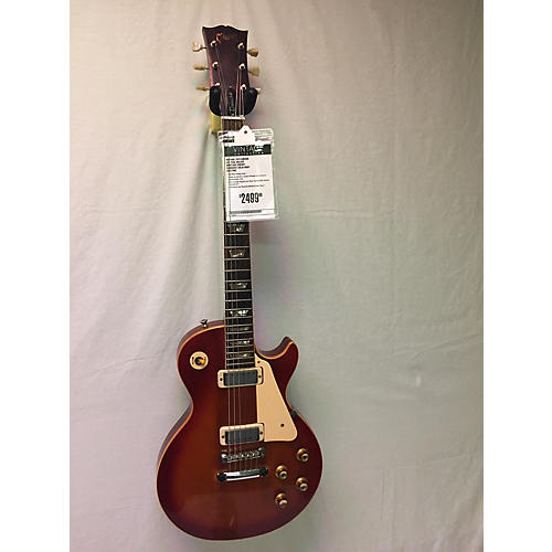 Gibson 1975 Les Paul Deluxe Solid Body Electric Guitar