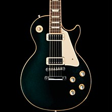 Gibson Custom 1975 Les Paul Deluxe Tribute Limited Edition Electric Guitar Basalt Blue Sparkle