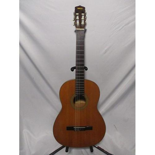 Yamaha 1975 NO G 100 Classical Acoustic Guitar