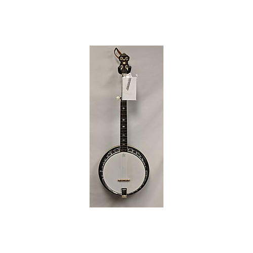 Alvarez 1975 Silver Princess Banjo