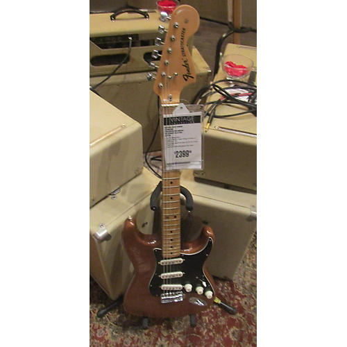 Fender 1975 Standard Stratocaster Solid Body Electric Guitar
