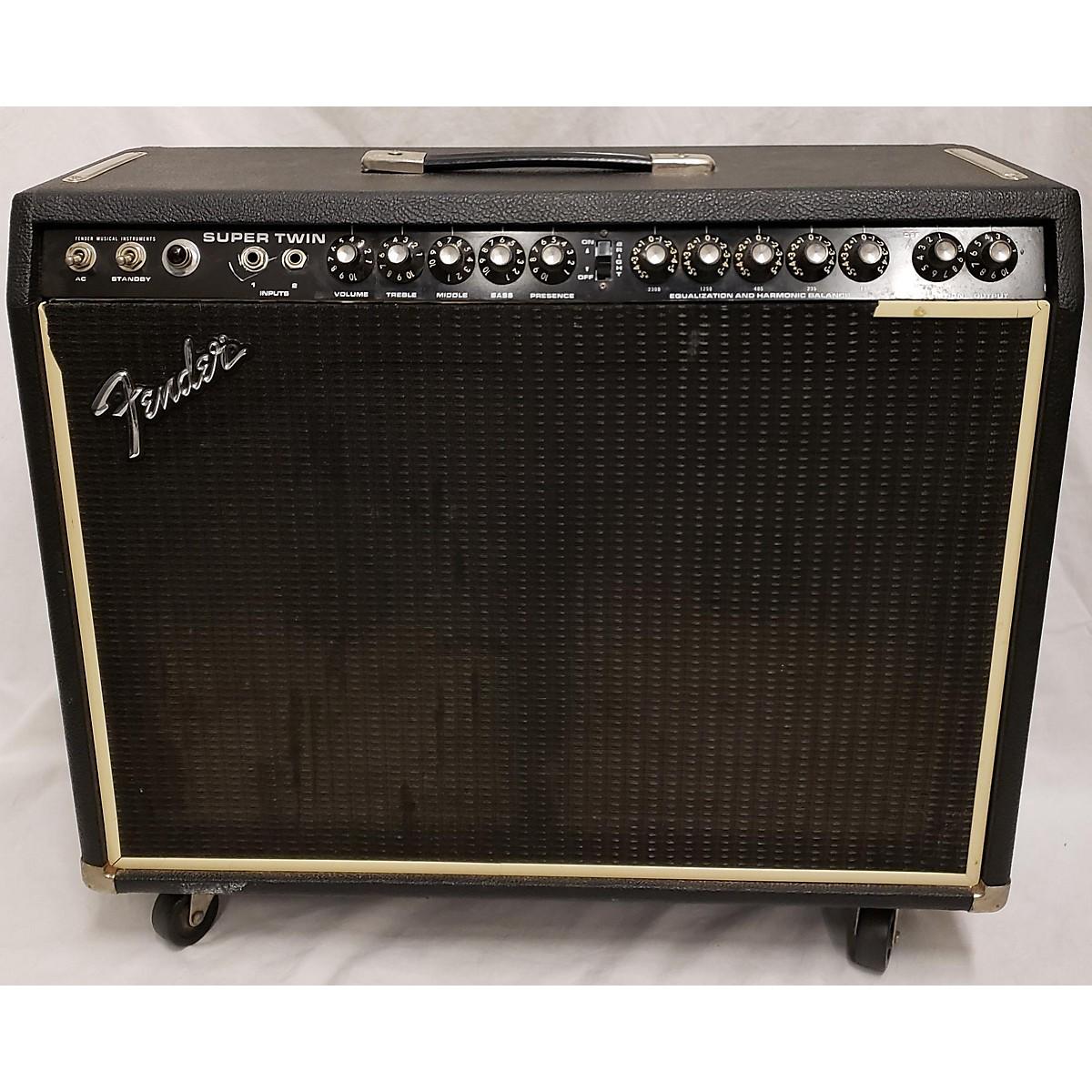 Fender 1975 Super Twin