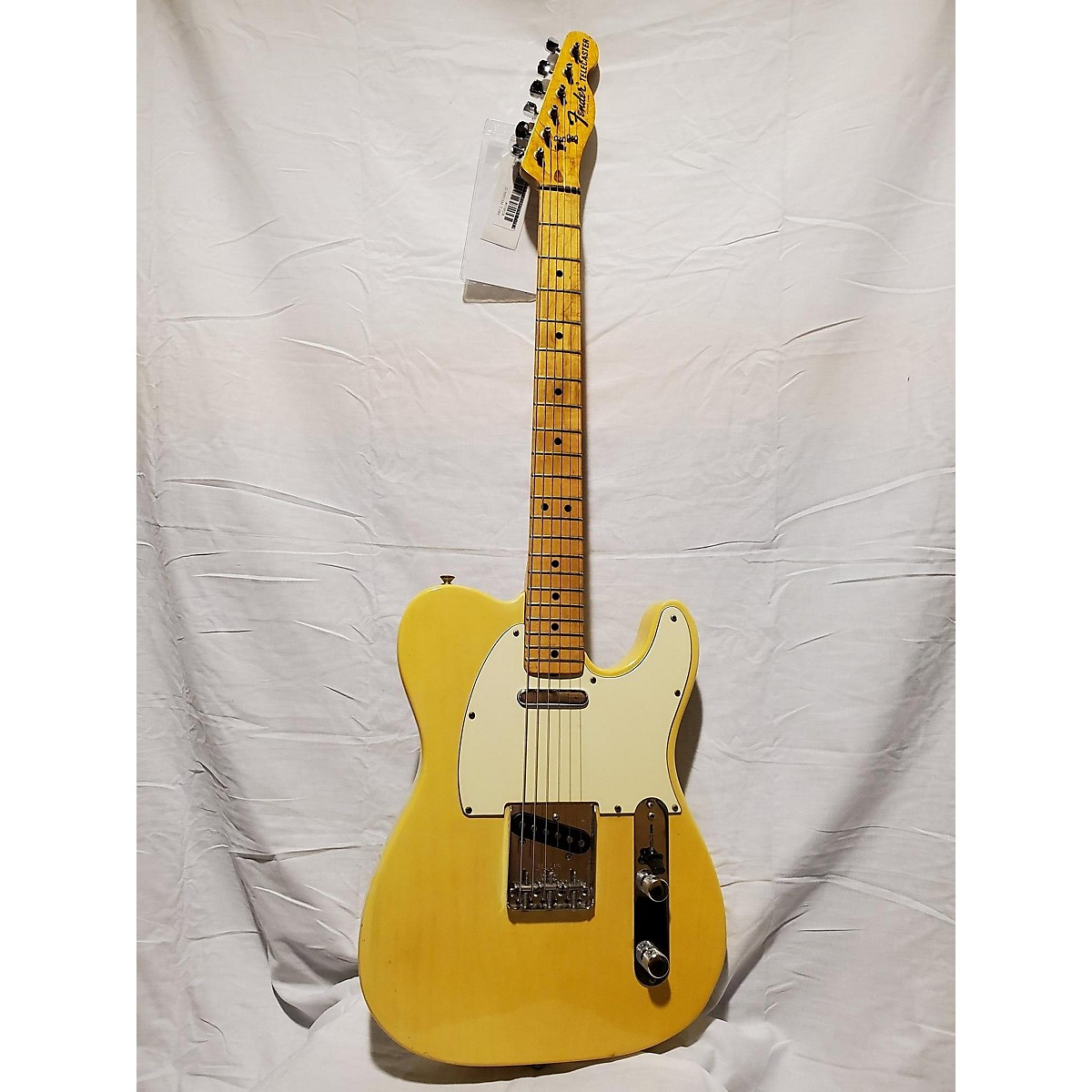 Fender 1975 Telecaster E-type Solid Body Electric Guitar