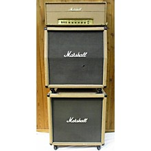 Marshall 1976 100W Full Stack Fawn Tube Guitar Combo Amp