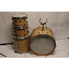 Ludwig 1976 Butcher Block Drum Kit