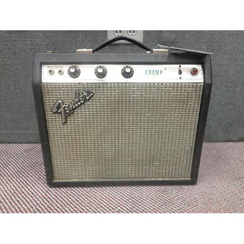 Fender 1976 Champ Tube Guitar Combo Amp