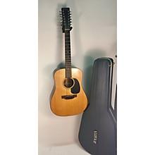 Martin 1976 D-18 12 OHSC 12 String Acoustic Guitar