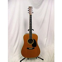 Martin 1976 D-35 Acoustic Electric Guitar