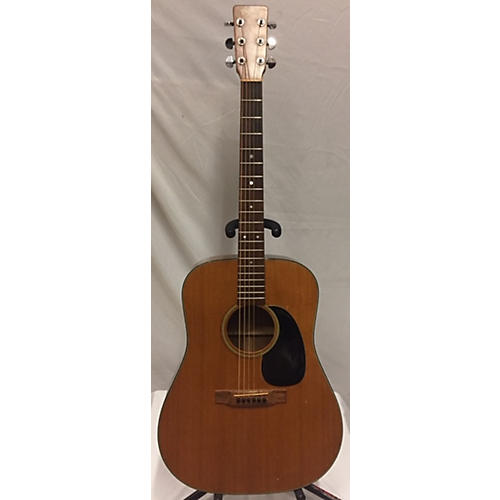 Martin 1976 D18 Acoustic Guitar