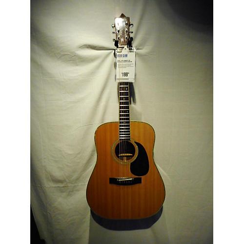 Fender 1976 F-65 Acoustic Guitar