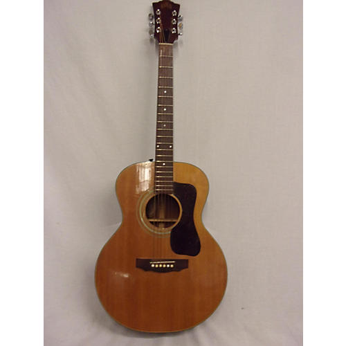 6d74df7d99f9 Vintage Guild 1976 F30NT Acoustic Guitar Natural