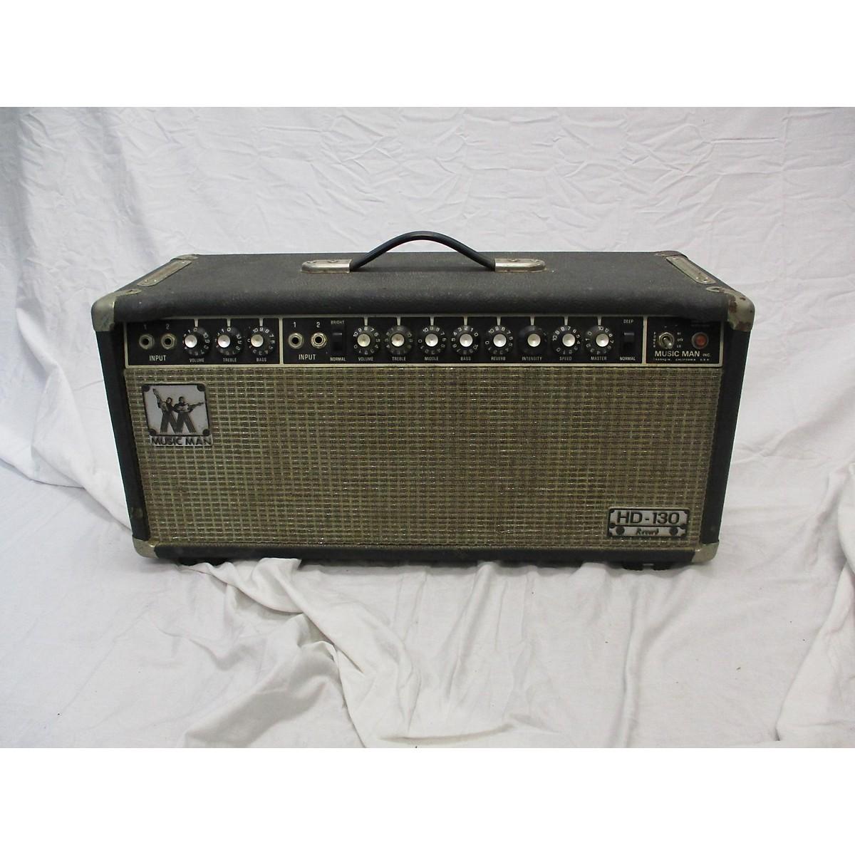 Ernie Ball Music Man 1976 HD-130 Tube Guitar Amp Head