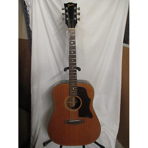 Gibson 1976 J45 Acoustic Guitar