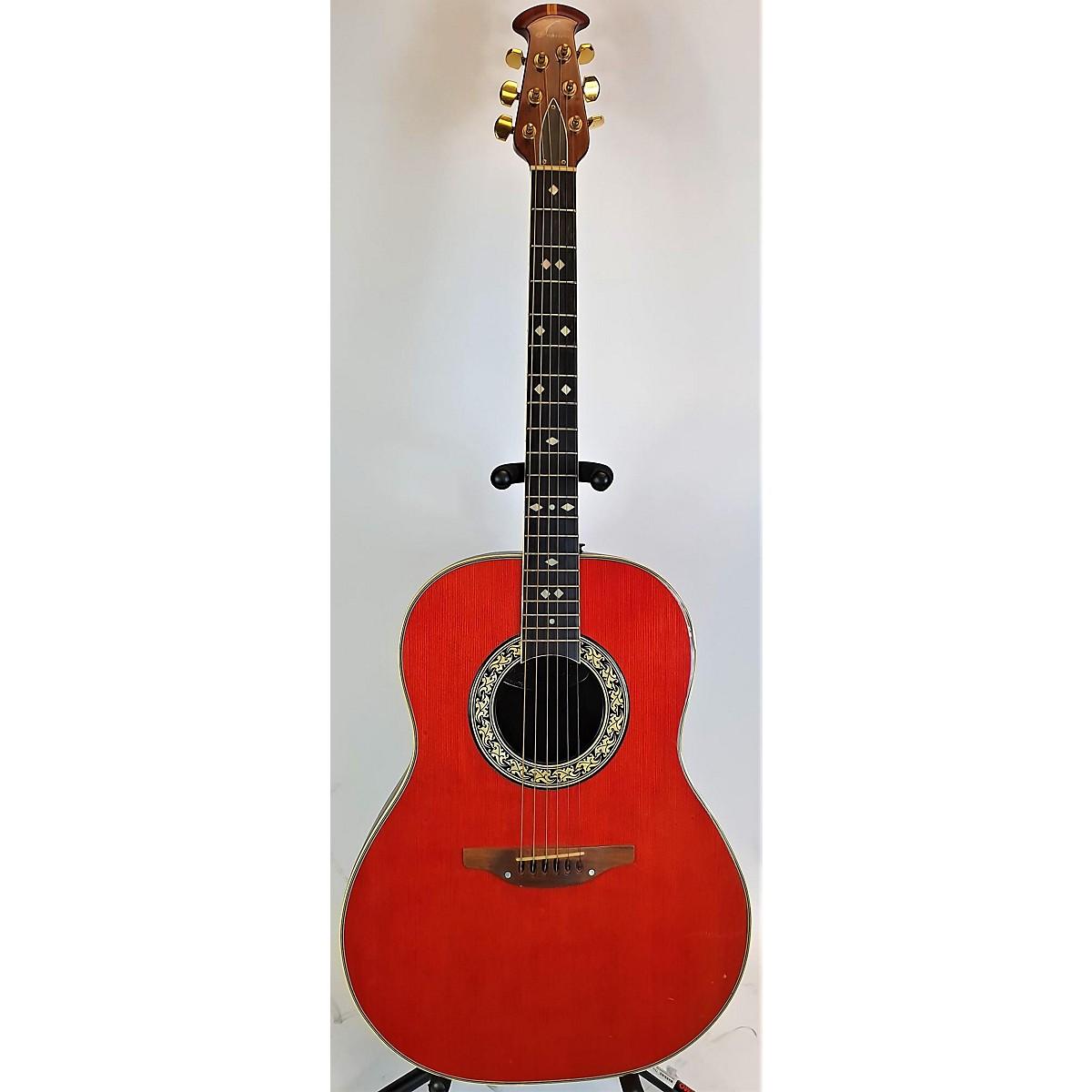 Ovation 1976 Legend 1117-2 Acoustic Guitar