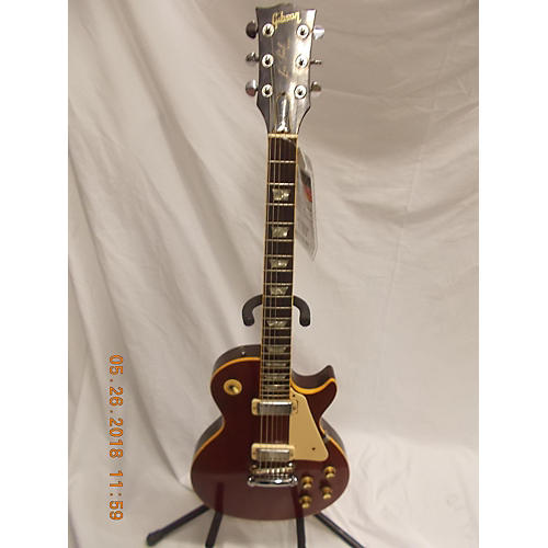 Gibson 1976 Les Paul Deluxe Solid Body Electric Guitar