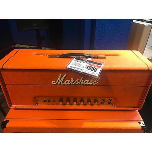 Marshall 1976 MK II Super Bass 100W Orange Tube Bass Amp Head