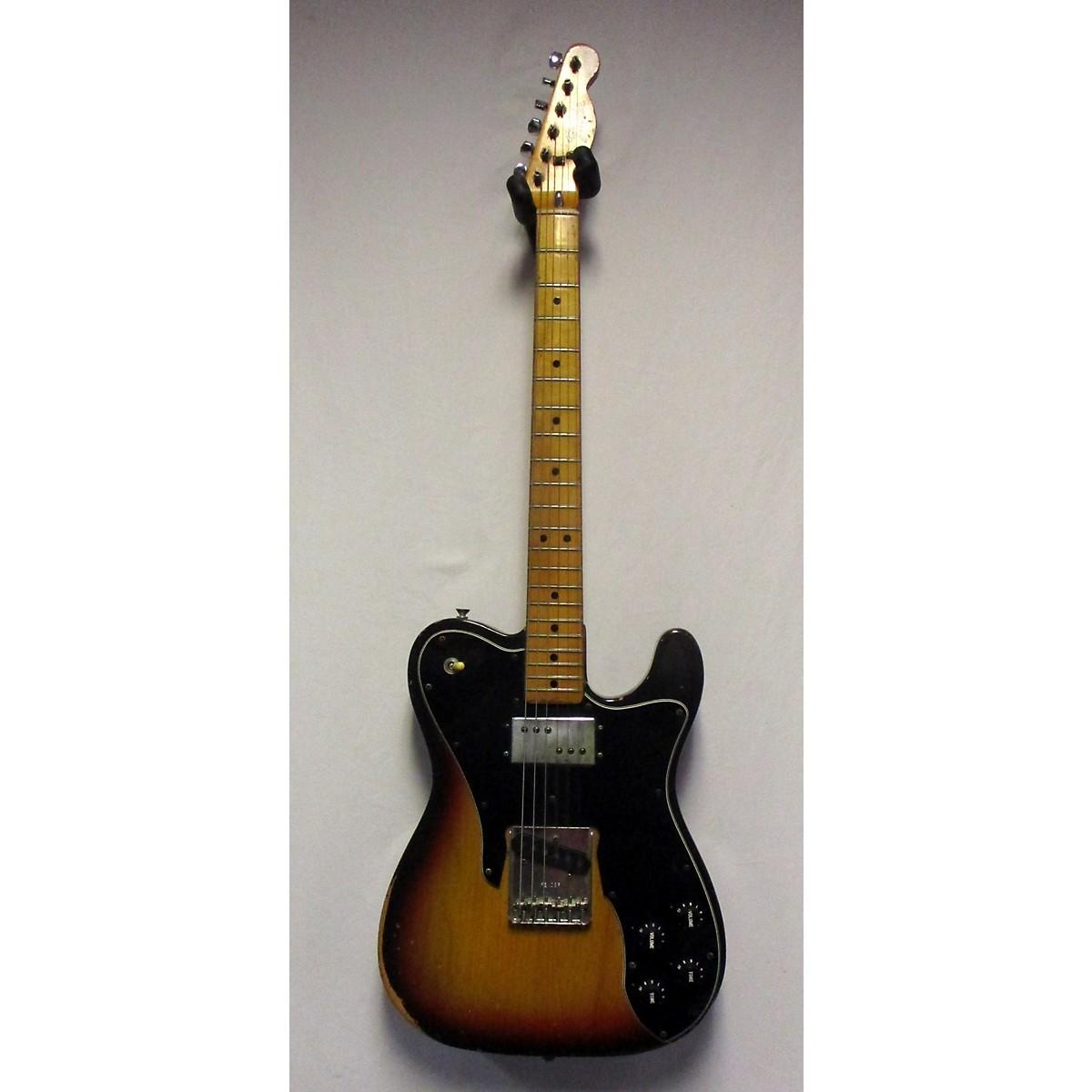 Fender 1976 Telecaster Custom Solid Body Electric Guitar