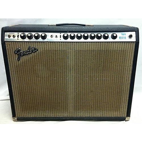 Fender 1976 Twin Reverb Tube Guitar Combo Amp