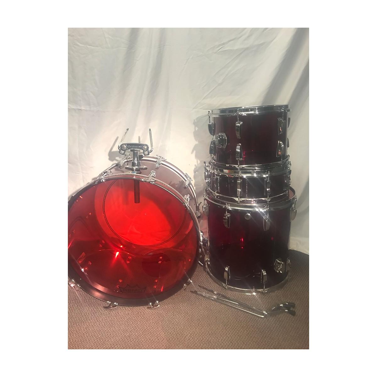 Ludwig 1976 Vistalite Drum Kit