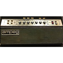 Ampeg 1977 1970'S SVT W/ Cab Tube Bass Amp Head