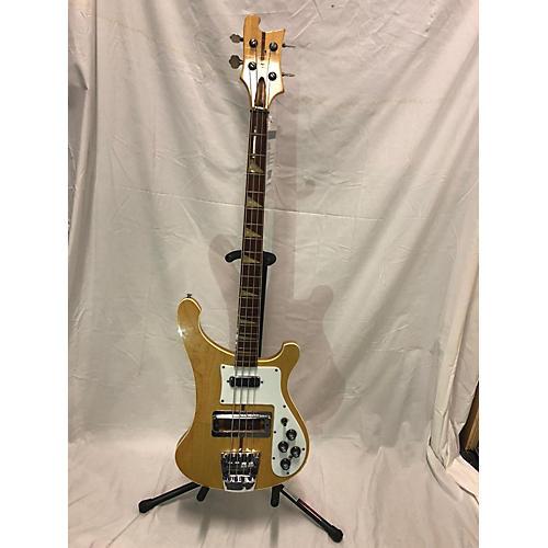 Rickenbacker 1977 4001 MAPLEGLO Electric Bass Guitar