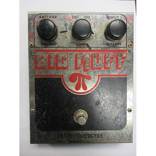 Electro-Harmonix 1977 Big Muff Distortion Effect Pedal