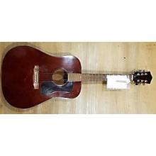 Guild 1977 D-25M Acoustic Guitar