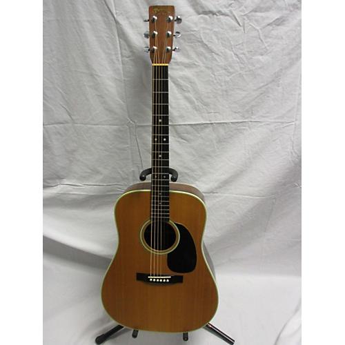 Martin 1977 D-28 Acoustic Guitar
