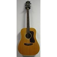 Guild 1977 D40NT Acoustic Guitar
