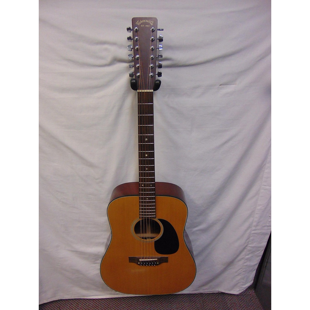 Takamine 1977 F-385 12 String Acoustic Guitar