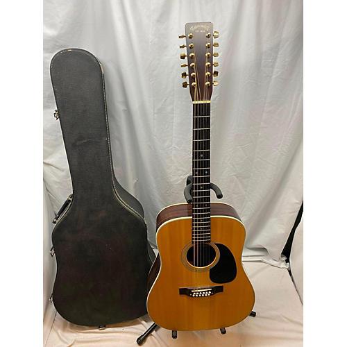 Takamine 1977 F-400 12 String Acoustic Guitar