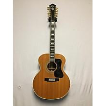 Guild 1977 F-512 12 String Acoustic Guitar