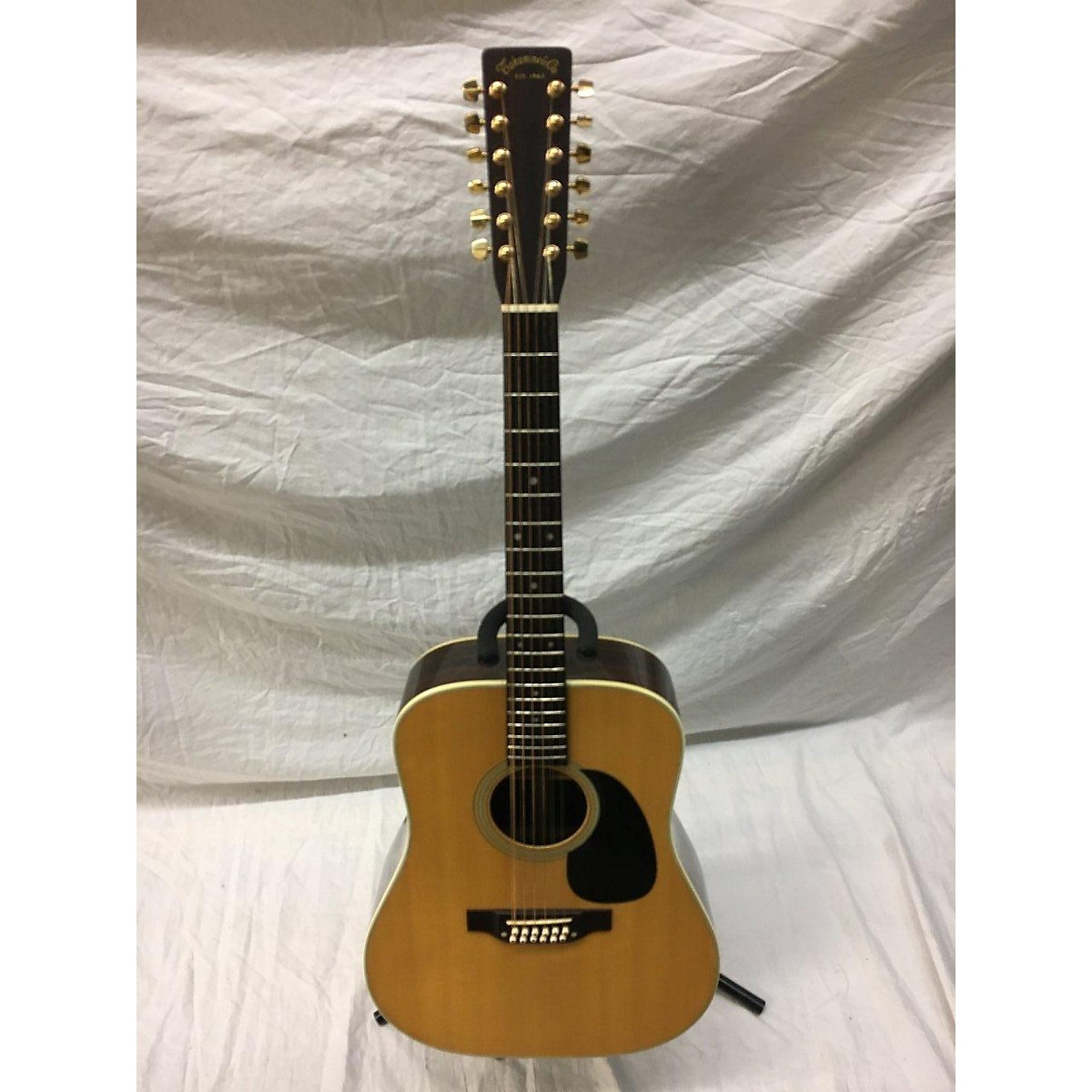 Takamine 1977 F400 12 String Acoustic Guitar