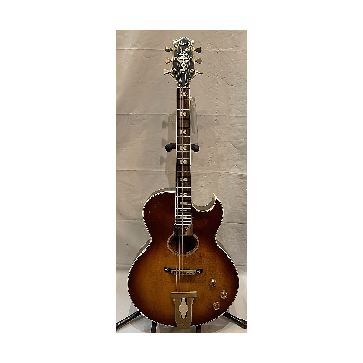 Ibanez 1977 Howard Roberts Fusion Hollow Body Electric Guitar